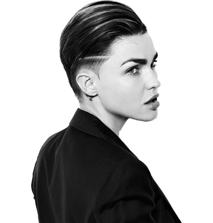 Surprising Why We Should Think Twice Before Idealizing Ruby Rose Lets Short Hairstyles For Black Women Fulllsitofus