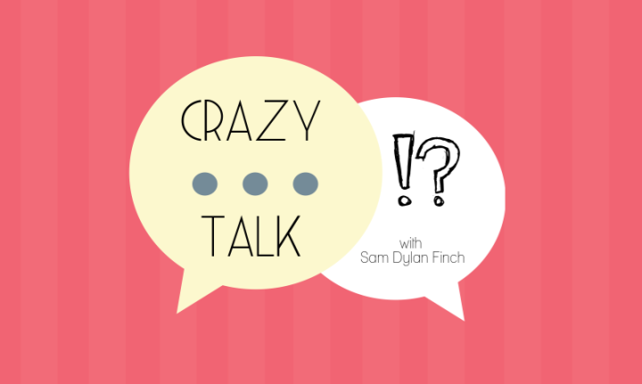 Crazy Talk: My Anxiety Makes Me Give Up Too Easily